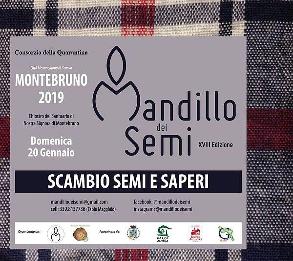 XVIII Mandillo dei semi @ Montebruno | Montebruno | Liguria | Italia